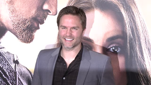 scott porter at the jupiter ascending los angeles premiere at tcl chinese theatre on february 02 2015 in hollywood california - mann theaters stock videos and b-roll footage