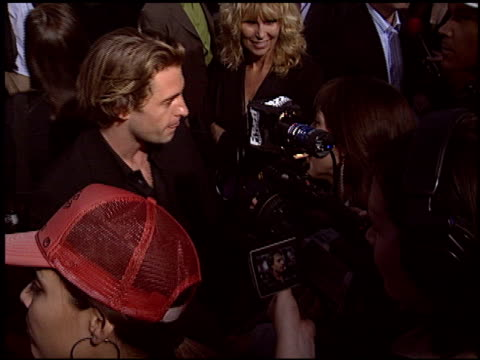 Scott Speedman at the 'XXX State of the Union' Premiere on April 25 2005