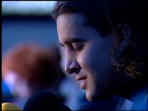 Scott Stapp at the 2000 Billboard Music Awards arrivals and press room on December 5 2000