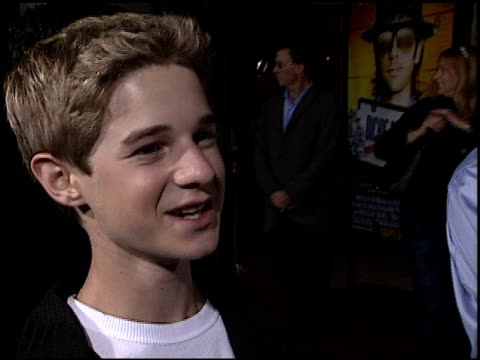 stockvideo's en b-roll-footage met scott terra at the 'dickie roberts former child star' premiere at the cinerama dome at arclight cinemas in hollywood california on september 3 2003 - former