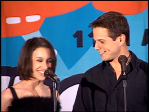 Scott Wolf at the 1998 Nickelodeon Kids' Choice Awards at UCLA in Westwood California on April 4 1998