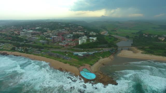 vídeos y material grabado en eventos de stock de scottburgh/ south africa - kwazulu natal