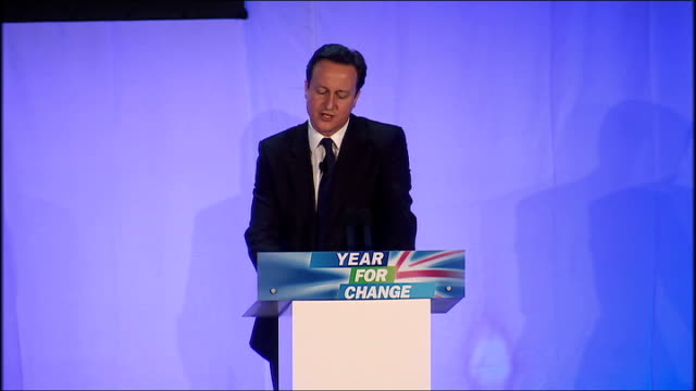 david cameron speech david cameron mp speech continues sot but mending our broken society in many ways that is going to be harder and it is going to... - social history stock videos & royalty-free footage