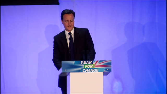 david cameron speech david cameron mp speech continues sot and if you can work and you are offered work and you won't work under our plans you cannot... - monopoly chance stock videos & royalty-free footage