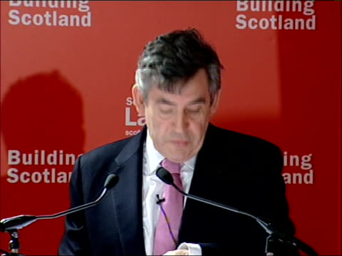 Gordon Brown and Tony Blair speeches They have exaggerated future production / The SNP are continuing to estimate revenues that are a year and more...