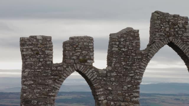 Scottish Highlands Fyrish Monument Timelapse