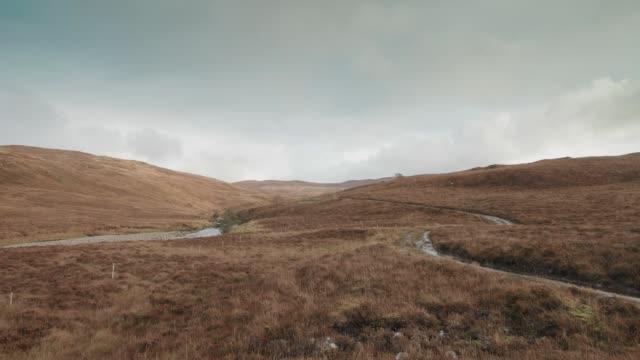 Scottish Highlands Timelapse