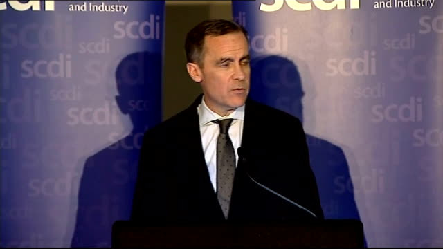 scottish independence: mark carney warns scotland would be constrained by currency union; scotland: edinburgh: int ornate ceiling and chandelier tilt... - vegetable stock videos & royalty-free footage