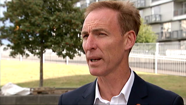 warning over 'flight of capital' jim murphy mp interview sot there are many bystanders and folk who are undecided who are intimidated by it and it... - tartan stock videos & royalty-free footage