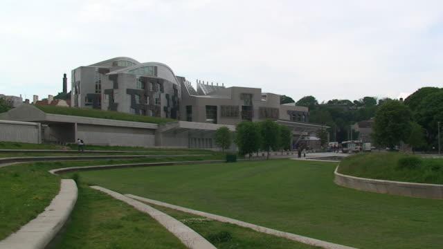 Parlamento scozzese a Holyrood
