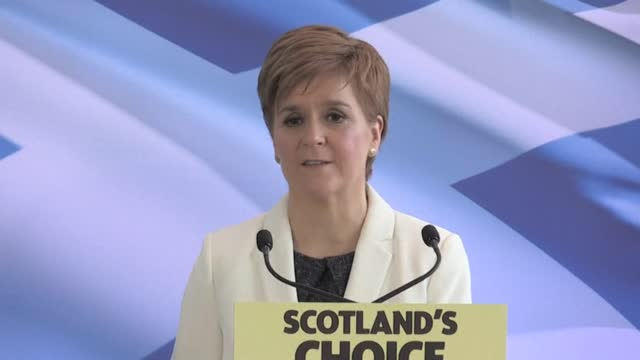 scottish parliamentary committee has found against the country's first minister nicola sturgeon, in her government's handling of sexual assault... - thursday stock videos & royalty-free footage