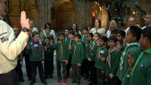 scouts appeal for more volunteers as shortage of scout leaders highlighted; scouts appeal for more volunteers as shortage of scout leaders... - oath stock videos & royalty-free footage