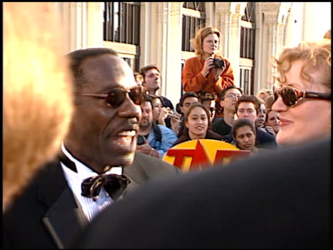 screen actors guild awards 1 of 2 at the 1998 screen actors guild sag awards at the shrine auditorium in los angeles, california on march 8, 1998. - shrine auditorium stock videos & royalty-free footage