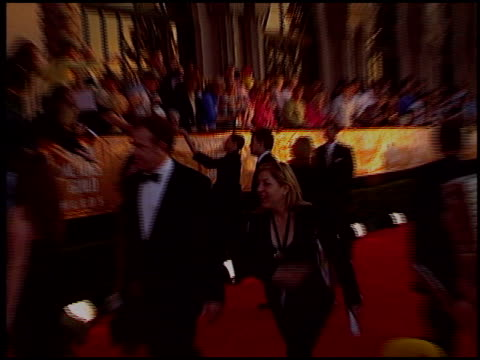 screen actors guild sag awards 2 of 2 at the 2005 screen actors guild sag awards at the shrine auditorium in los angeles, california on february 5,... - shrine auditorium stock videos & royalty-free footage
