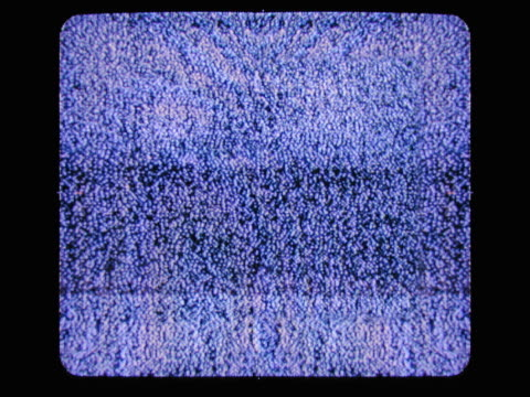 tv screen showing static images - television static stock videos and b-roll footage