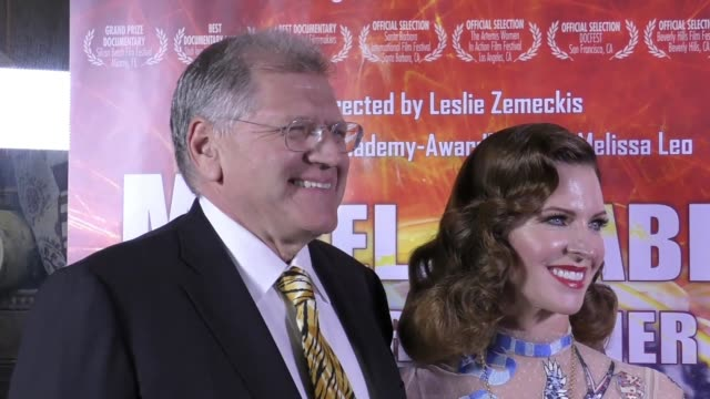 CLEAN Screening Of Cinema Libre Studios' 'Mabel Mabel Tiger Trainer' on March 08 2018 in Beverly Hills California