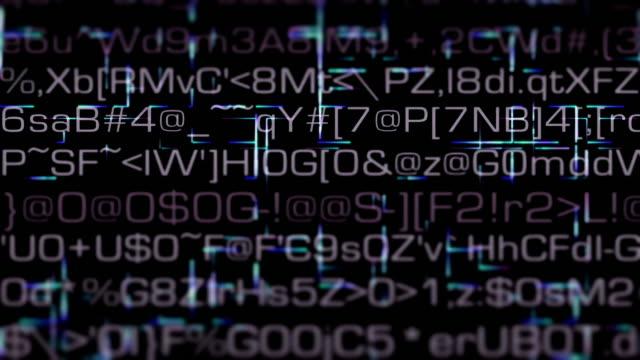 scrolling text and grid (loop). - västerländsk text bildbanksvideor och videomaterial från bakom kulisserna