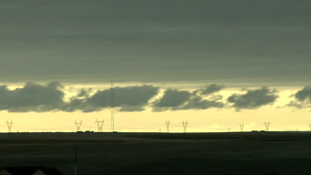scud clouds, timelapse - stratocumulus stock videos and b-roll footage