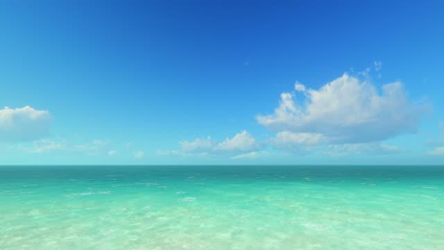 sea and sky - horizon over water stock videos & royalty-free footage