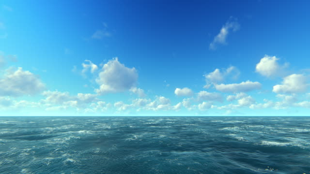 meer und himmel - horizon over water stock-videos und b-roll-filmmaterial