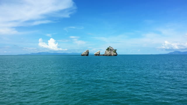 Sea At Ang Thong, Koh Samui, Thailand