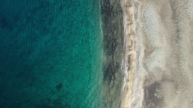 sea coastline from drone point of view - tuscany stock videos and b-roll footage