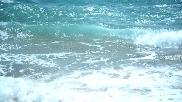 sea foam. - earth goddess stock videos & royalty-free footage