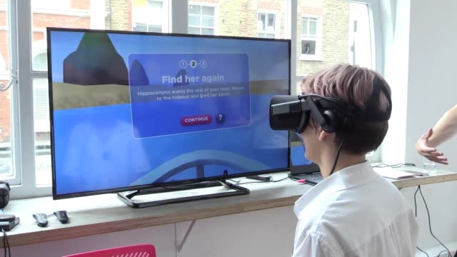 Sea Hero Quest a game which collects data on players' spacial navigation to help research dementia launches a virtual reality version of the game...