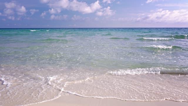 海。自然。空。夏 - 4k解像度点の映像素材/bロール