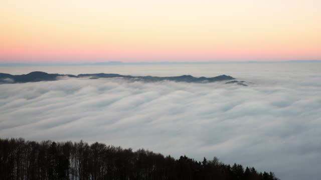 T/L Sea of fog