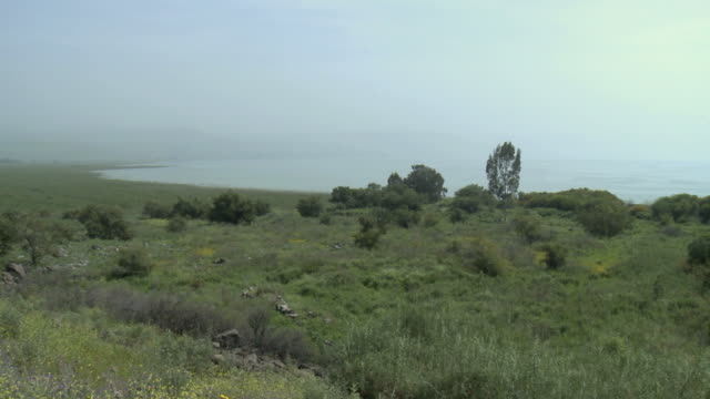 WS PAN Sea of Galilee / Galilee, Israel
