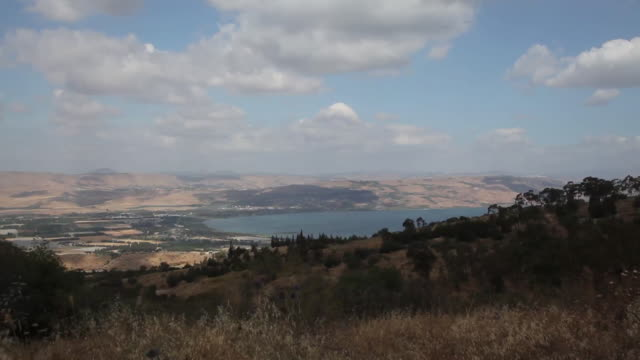 sea of galilee, israel - religious illustration stock videos and b-roll footage