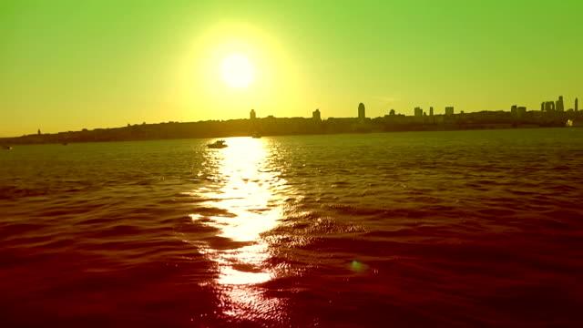 mer soleil