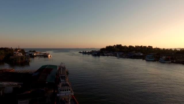 sea sunset on sea - longitude stock videos & royalty-free footage
