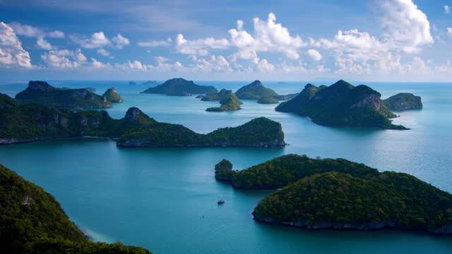 Mare di Tailandia, Mu Ko Ang Thong Parco Nazionale dell'Isola