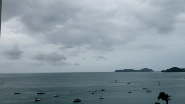 sea time lapse
