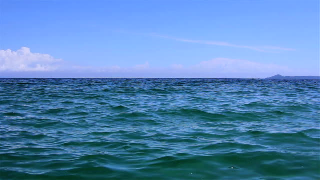 sea - horizon over water stock videos & royalty-free footage