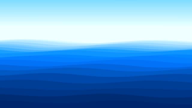 바다 일러스트