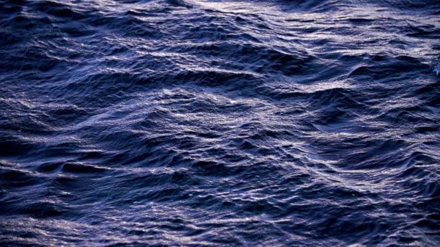 SLOW MOTION: Acqua di mare