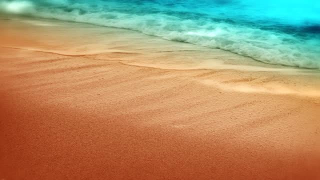 Sea wave zoom.