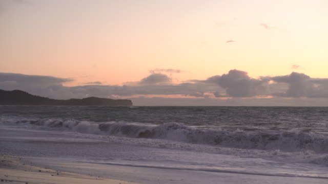 sea waves. - seagull stock videos & royalty-free footage