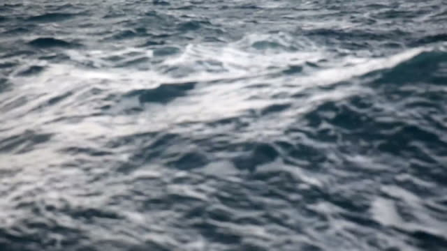 sea waves - drake passage stock videos and b-roll footage