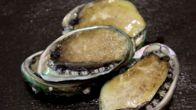 seafood abalone