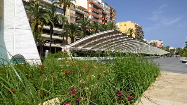 Seafront of Torrevieja