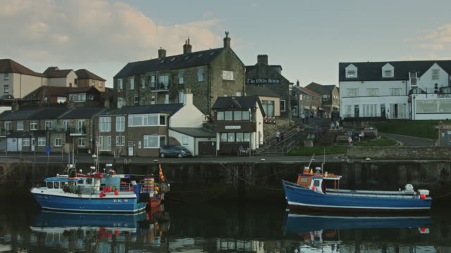 Seahouses, Northeast England