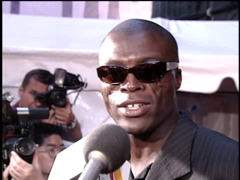 seal arriving at the 1996 video music awards - seal singer stock videos and b-roll footage