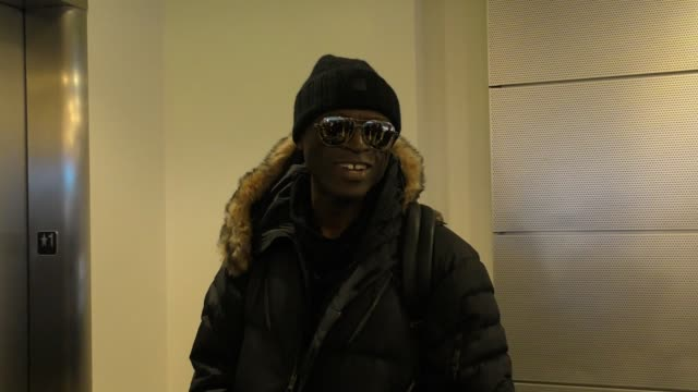 INTERVIEW Seal talks about if he will ever get married again while departing at LAX Airport in Los Angeles in Celebrity Sightings in Los Angeles
