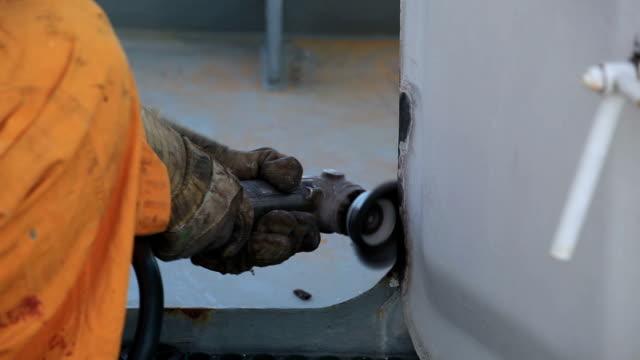 seaman job - imperfection stock videos & royalty-free footage