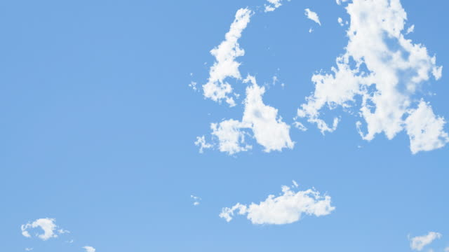 Seamless Loop Clouds Time Lapse Background  1080p24