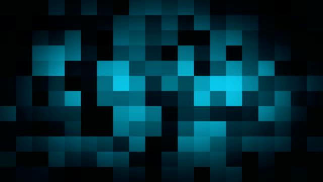 Seamless mosaic random moving